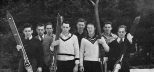 Bowdoin Ski Team 41 42Bugle 2